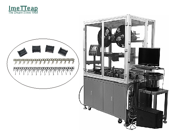 SFP Connector Assembly Machine