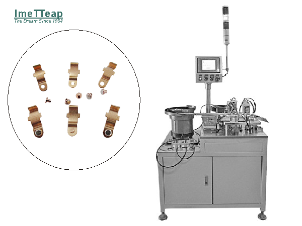 Silver Contact Riveting Machine