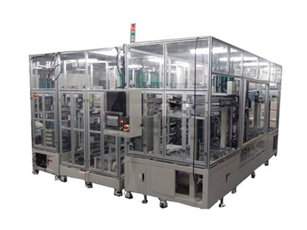 Automated Assembly Production Line