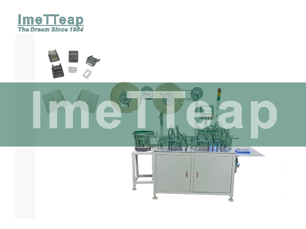 CAT6 RJ45 Assembly Machine